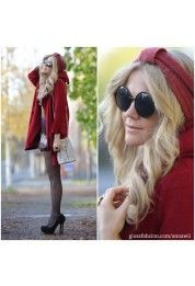 Little Red Riding Hooded Coat