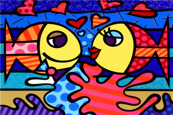 M s de 1000 ideas sobre pinturas de peces en pinterest for Pegatinas de peces