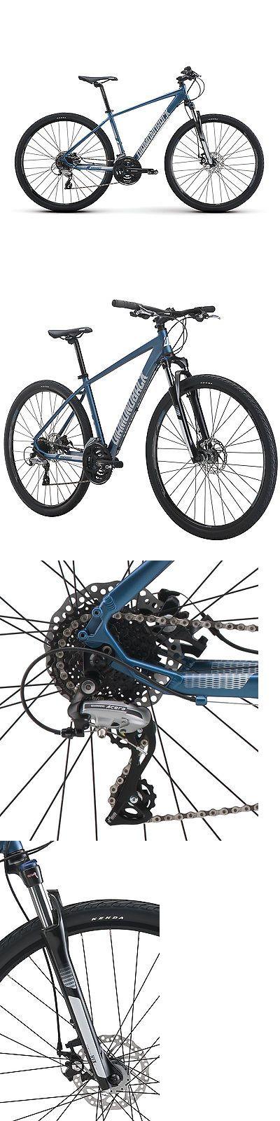 sporting goods: Diamondback 2017 Trace Sport Mountain Bike Blue -> BUY IT NOW ONLY: $384.99 on eBay!