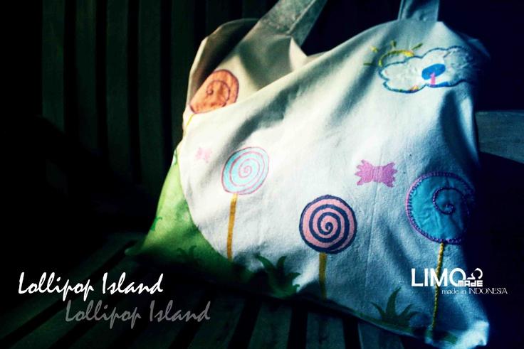 Lollipop Island - limo-made.blogspot.com