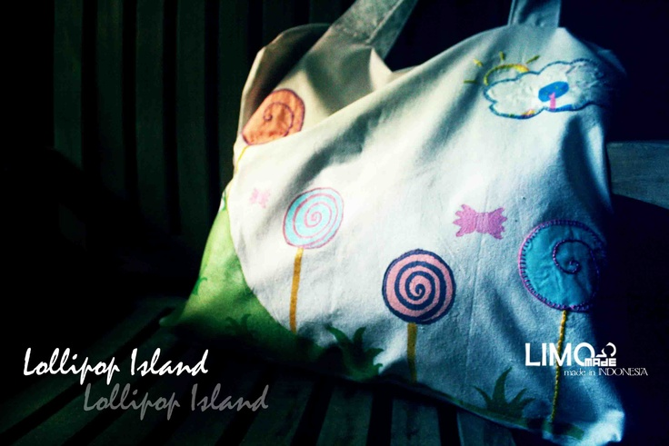Lollipop Island - limo-made.blogspot.com