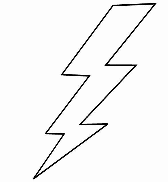 32 Lightning Bolt Coloring Page Coloring Pages Lightning Bolt