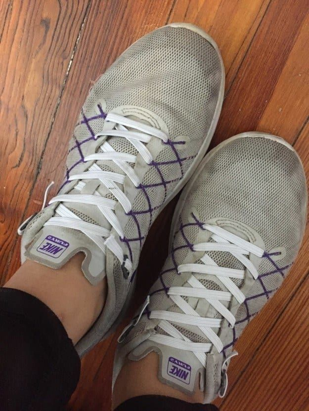 "As a person with zero tolerance for tedious tasks, I've recently become a fan of these dorky-sounding Xpand No Tie Shoelaces. The design is simple: They're basically super-elastic shoelaces that ""lock"" into place via plastic anchors. I love that these shoelaces transform any pair of shoes into snug leggings for your feet — and that the fit actually STAYS tight wear after wear. I'm a sucker for any product or ""life hack"" that lets me uncover hidden pockets of time, so these were an obvious…"