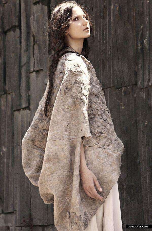 'Cocoon' Fashion Collection // Maka   Afflante.com