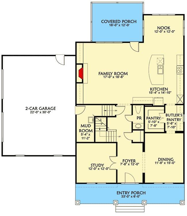 1088 best images about floor plans on pinterest 2nd for Garage floor plans with bonus room