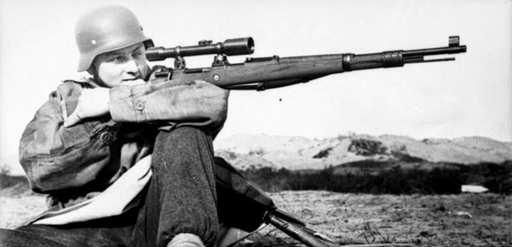 7 Legendary Snipers of World War II