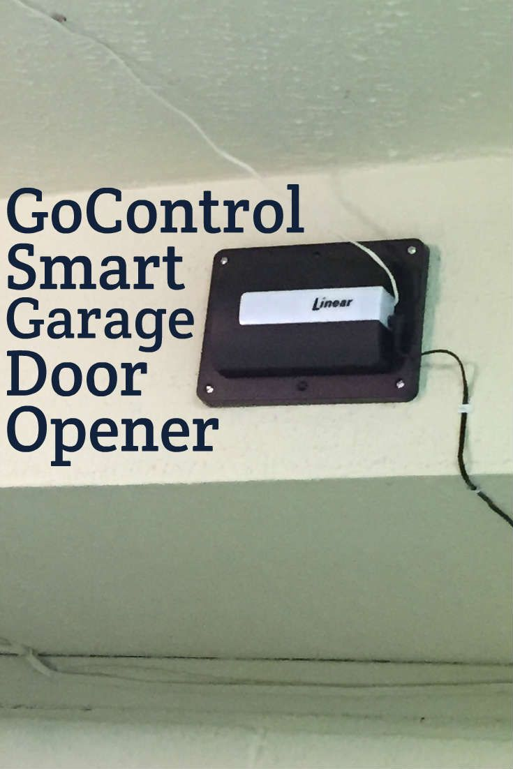 GoControl Smart Garage Door Opener does what its name says and does it quite well.  Pairing it with SmartThings allows you to control your garage door along with your other devices.
