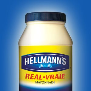 Product: Hellman's Real Mayonnaise.  Store:  available at any grocery store.  This product is low in FODMAPs, but some similar products are not (e.g. Miracle Whip).  Neal Glauser, RD