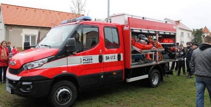 Dobrovolní hasiči z menších plzeňských obvod by se mohli dočkat peněz na rekonstrukci zázemí