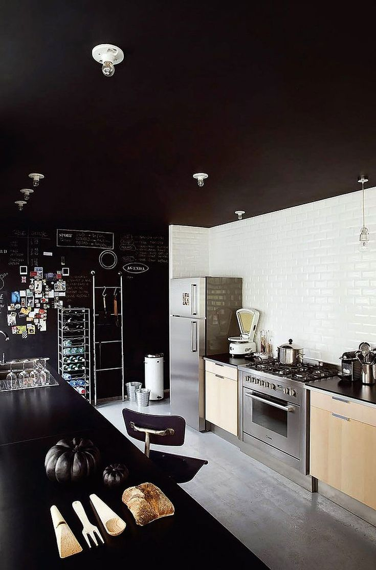 Inspiring Home in France - Chez Catherine pollypapier.fr #design #inspiration #Kitchen #Collection #home