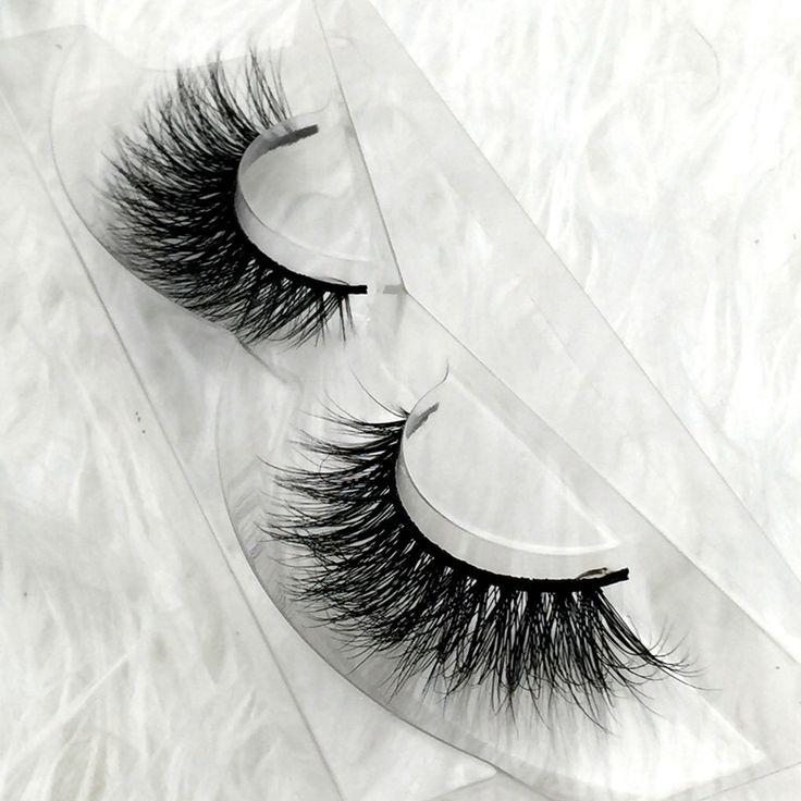 Free shipping D003 1pcs/lot 100% real siberian 3d mink fur strip false eyelash long individual eyelashes mink lashes extension