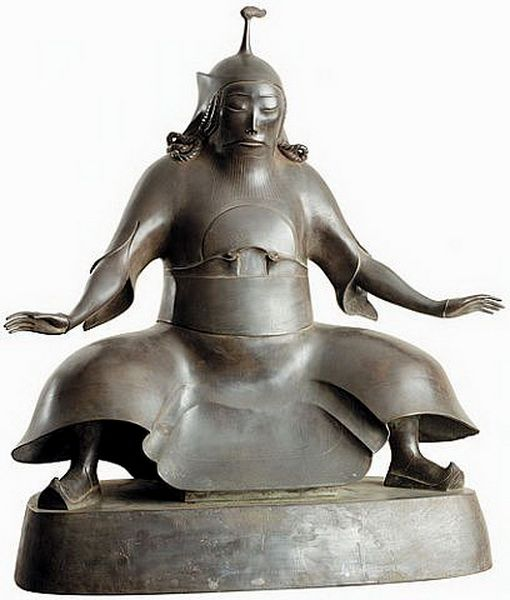 Dashi Namdakov. Genghis Khan.