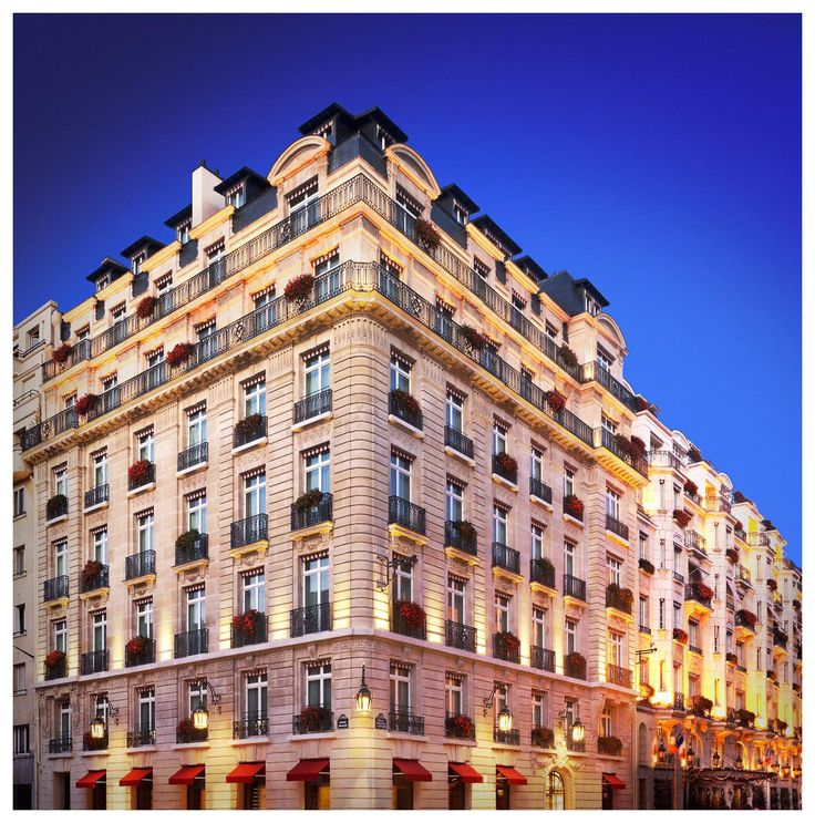 One of the Best Hotels in Paris: Hôtel Le Bristol, by Travel + Leisure