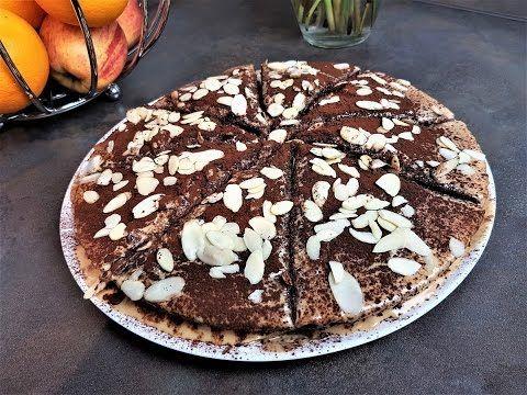Творожный торт БЕЗ выпечки! ШОКОЛАДНО-ЛИМОННЫЙ ТОРТ. Очень вкусный! - YouTube