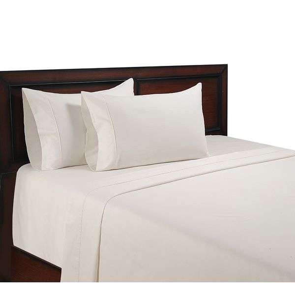 Color Sense Egyptian Cotton 325 Thread Count Sheet Set  http://www.overstock.com/9617123/product.html?CID=245307