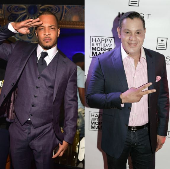 TI Calls Sammy Sosa's Alleged Skin Bleaching Self-Hate - Vibe