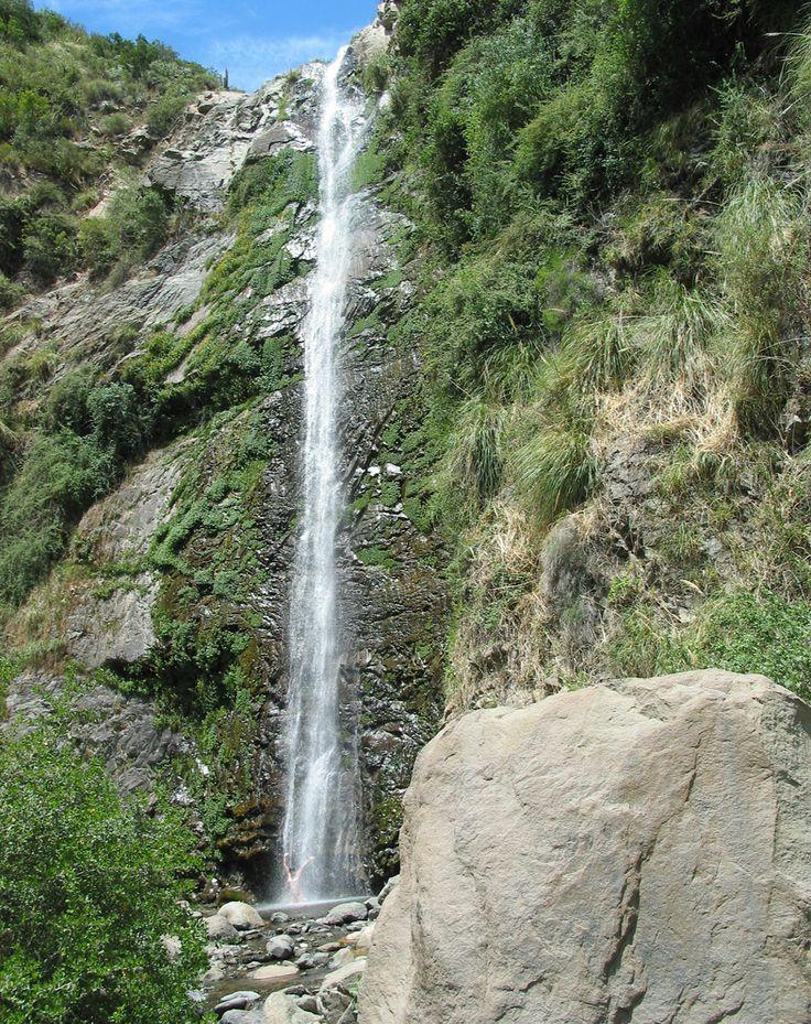 Chile - Cascada de las Animas Ecotour Resort and Nature Sanctuary