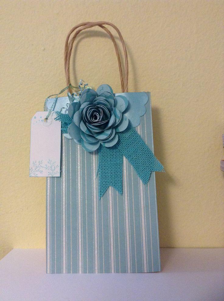 Gift bag created by glk 2014
