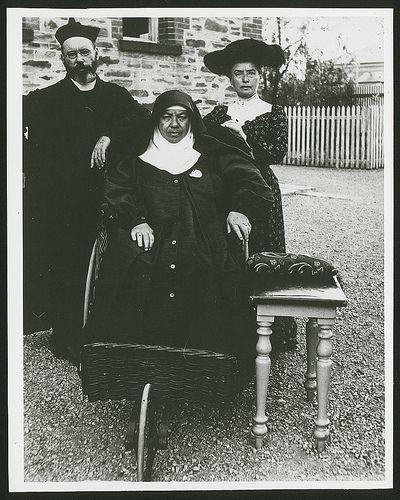 First Australian Saint - Mary MacKillop, 1909
