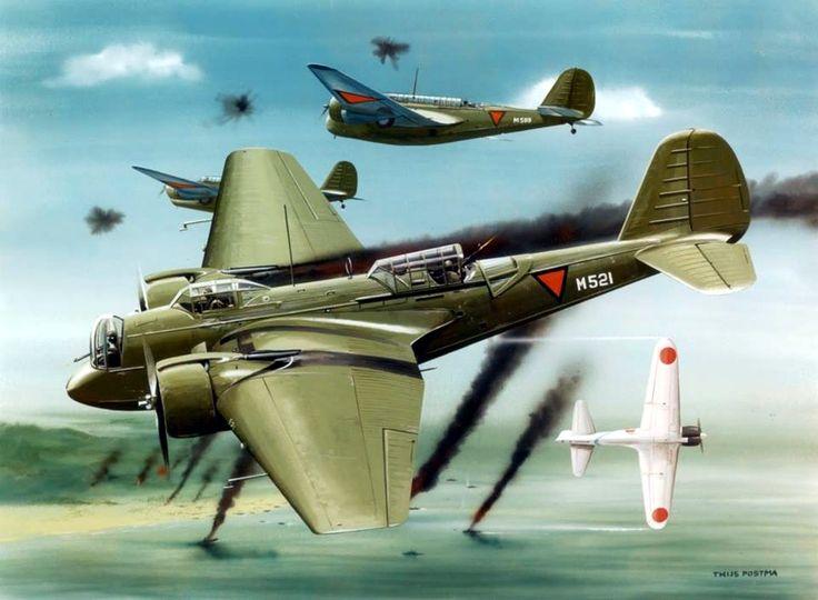 1941 Martin 139 WH2 - Thijs Postma