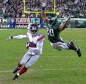 Best picture ever of my favorite Philadelphia Eagles player, Brian Dawkins.
