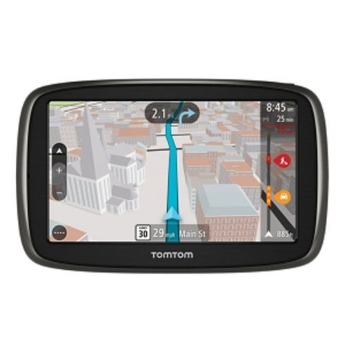 TomTom GO 60 3D 6.0 Touchscreen Portable GPS System w/USA Maps & Free Lifetime Map Updates