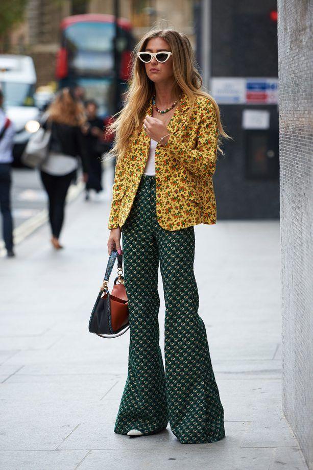 Street Style der London Fashion Week: Die coolsten Blicke ...