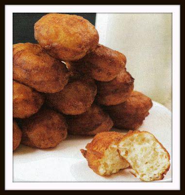 Συνταγές για μικρά και για.....μεγάλα παιδιά: Πως να κάνουμε τυρολουκουμάδες στο λεπτό!