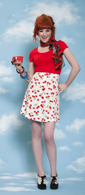 Caroline Tee In Store Now!! www.dangerfield.com.au, Tell Mama Due Skirt September 30th