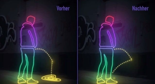 Peeing in public? Well, now the walls pee right back at ya Thinking about taking a leak post-pubcrawl? Best you reconsider, save you find your trousers covered in your own pee http://www.thesouthafrican.com/peeing-in-public-well-now-the-walls-pee-right-back-at-ya/