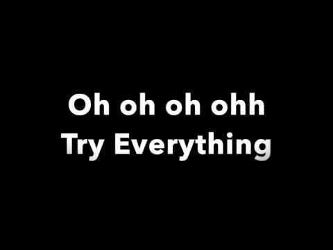 Try Everything - Shakira - Lyrics   From Zootopia - YouTube