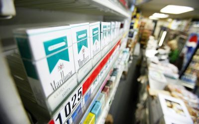 US mulls tightening rules on menthol cigarettes http://ow.ly/niTPL