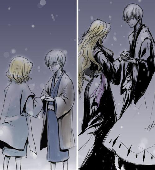 gin-ichimaru:    [ I promise that I'll make it all better, Rangiku.  'Least, I'll try to.. with everything I've got. ]    ~~ Oh god I miss him