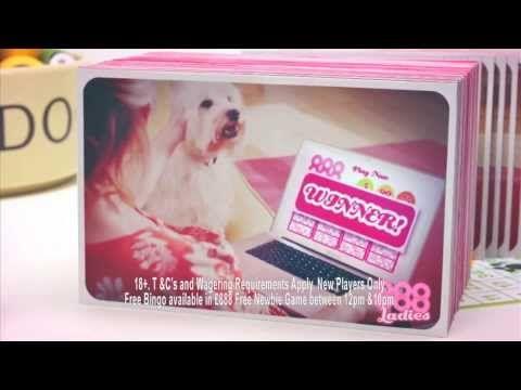888 ladies Review: (EXCLUSIVE BINGO BONUSES) Top Promo Code – PokerShop.biz