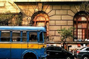 Kolkata Streets by Xavier Bartholomew Scanlon