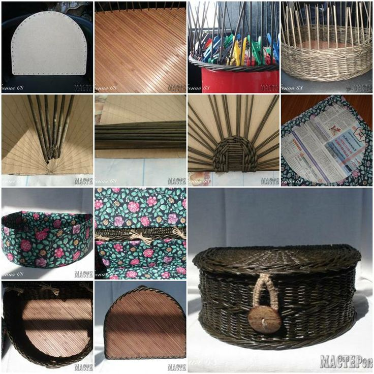 Handmade Paper Baskets Step By Step : Best images about diy ideas on magnetic