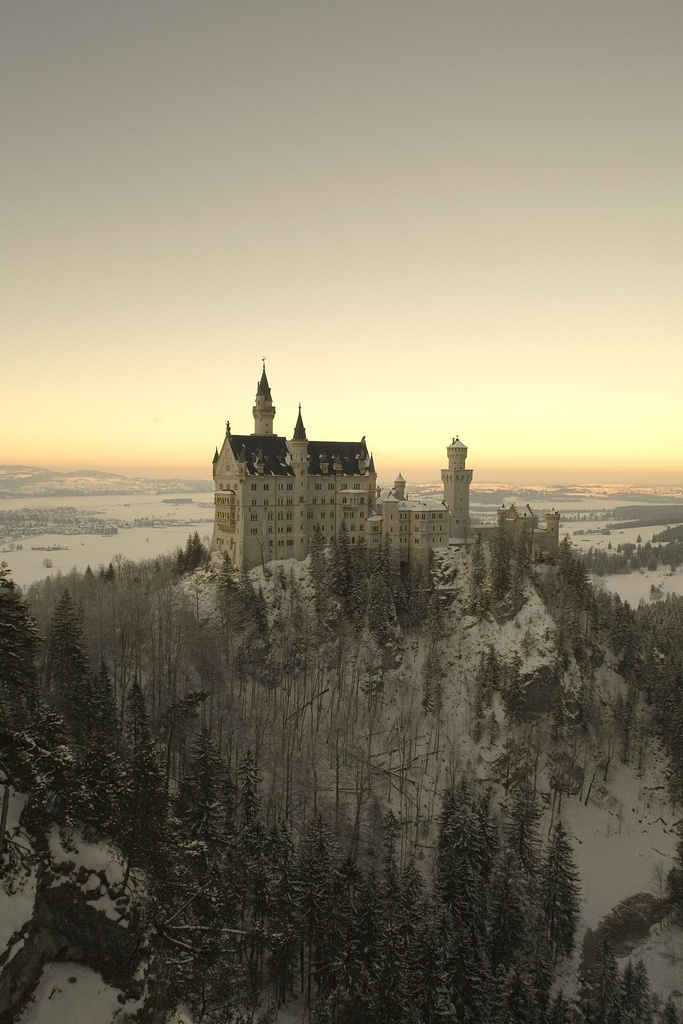 neuschwanstein castle germany how to get there