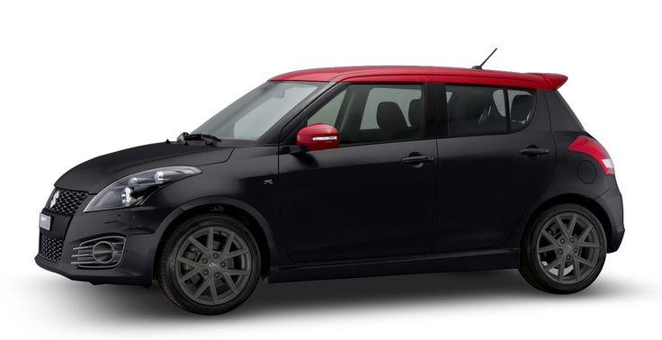 Suzuki - Veículos - Swift