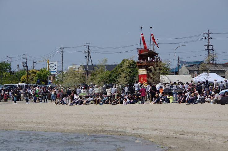 亀崎潮干祭り
