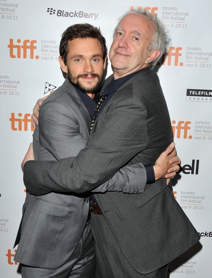 Pin for Later: We're Not the Only Ones Who've Noticed How Gorgeous Hugh Dancy Is  With Jonathan Pryce