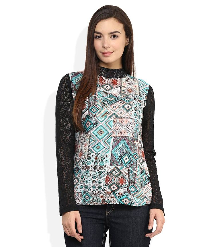 Madame Multi Printed Top