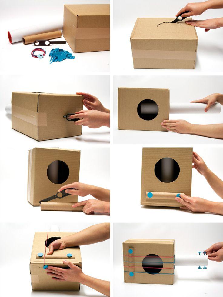 MAKEDO - Makedo | Blog - HOW TO MAKE: Cardboardguitar