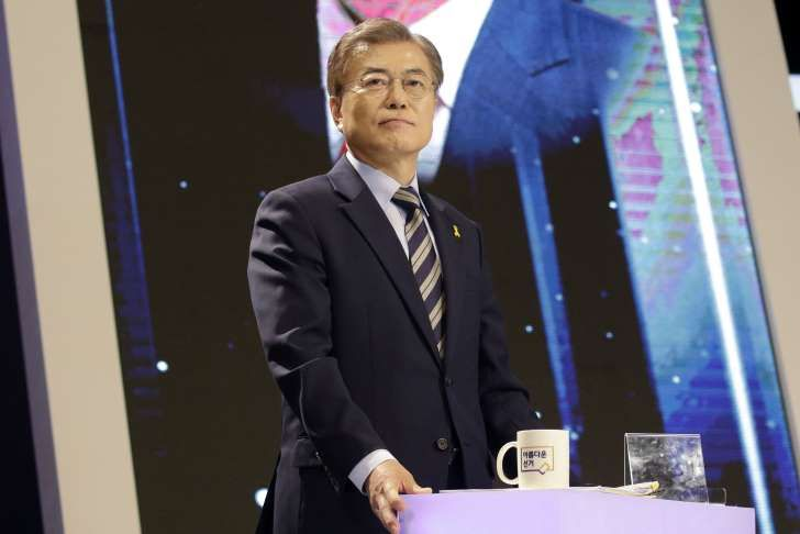 South Korea's Likely Next President Warns The U.S. Not To Meddle in Its Democracy (An american president becomes a threat for democracies worldwise. Who'd ever think that could happen?!)