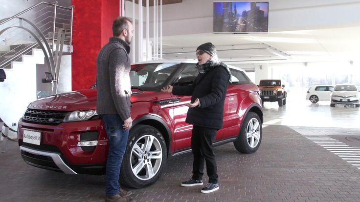Range Rover Evoque Coupé - Autobaselli.it