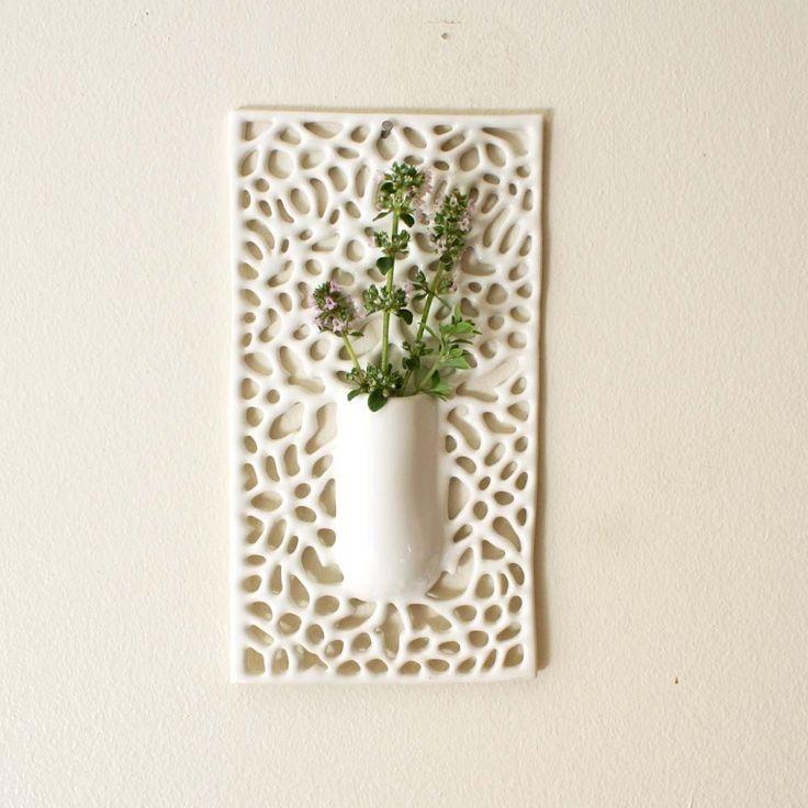 494 Best Ceramic Wall Art Images On Pinterest Wood
