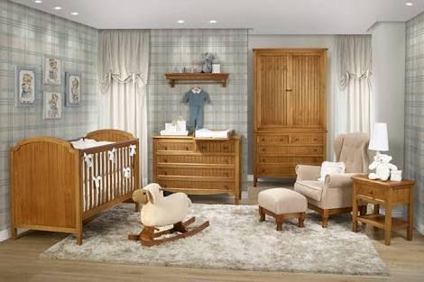 Resultado de imagem para quarto de bebe rustico
