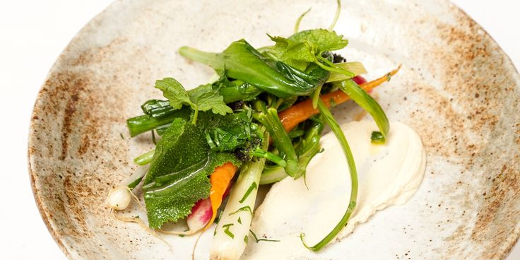 Christoffer Hruskova shares an impressive summer salad recipe with Great British Chefs. Elements include hay-smoked cheese, spring…