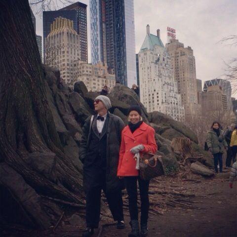 New York Chic.