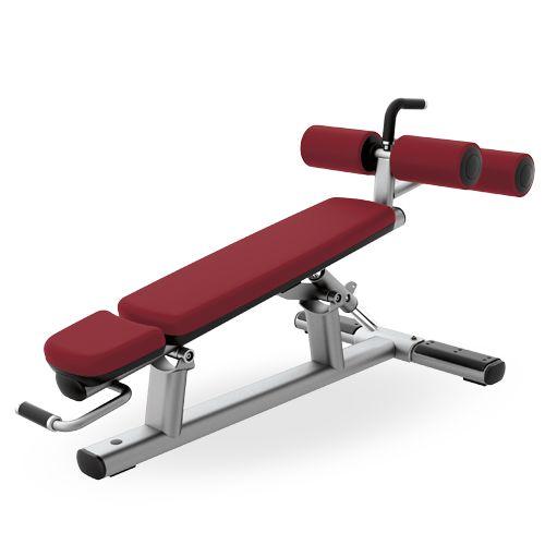 Adjustable Decline/Abdominal Bench | LifeFitness