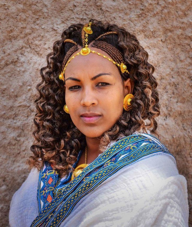 Wedding Hairstyles Ethiopian: Ethiopian Wedding Hairstyle Pictures Ethiopian Wedding